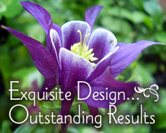 Exquisite Design... Outstanding Results - Sandpoint Landscapers